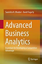 متقدمة عمل analytics: الأساسية على تطوير ً الأفضلية التنافسية (springerbriefs في عمل)