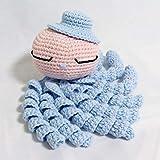 Buscadores de Sueño. Pulpito Alex. Crochet