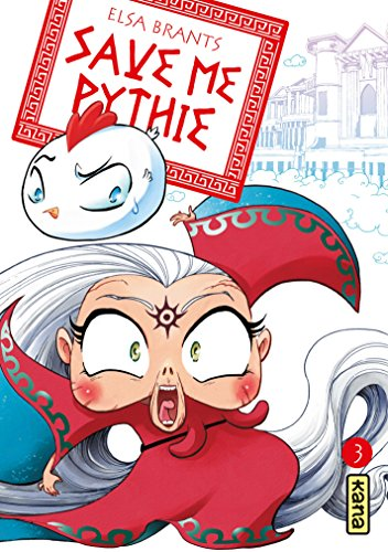 Save me Pythie - Tome 3 (Save me Pythie (French version))