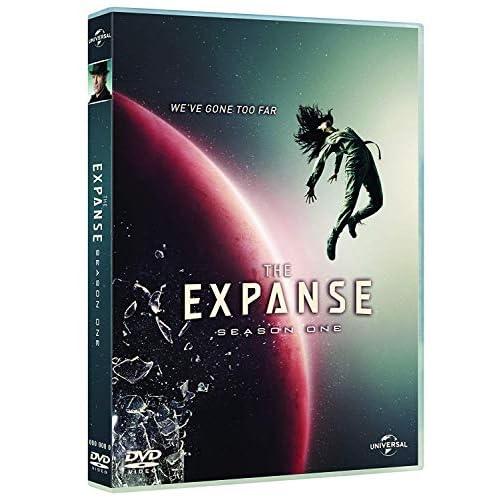 The Expanse Stg.1 (Box 3 Dvd)