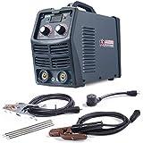 Amico MMA-160, 160 Amp Stick Arc IGBT Digital Inverter DC Welder, 110V/230V Welding, Weld All Types Electrodes