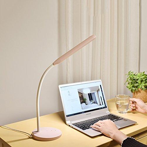 Lampe de table F Lampe de protection des yeux LED - Perles de lampe LG -8W lecture, Lampe de chevet lampe de chevet tactile