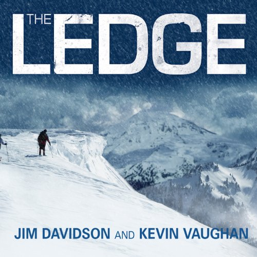 The Ledge audiobook cover art