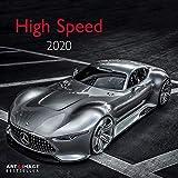 High Speed 2020 A&I - Broschürenkalender - 30x30cm - Wandkalender -