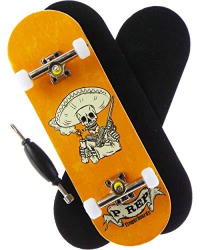 P-REP Bandito - Starter Complete Wooden Fingerboard - 30mm