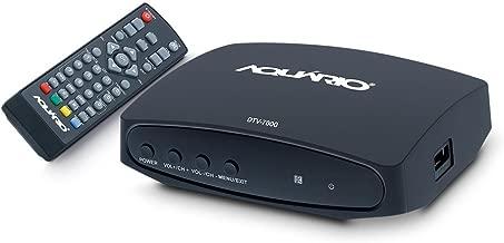 Conversor e Gravador Digital Full HD, Aquario, DTV-7000,