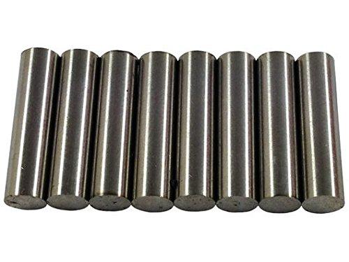 Humbucker Abdeckung – PAF, breite Palette oder 12 Löcher Stil 52mm nickel silver nickel plated PAF style