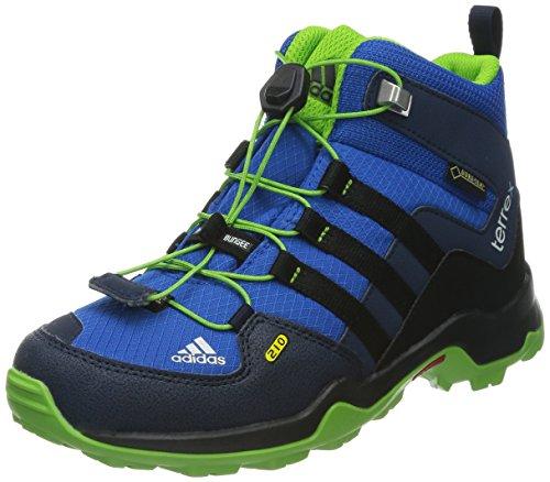 Adidas Terrex Mid GTX Kids blue beauty f10black1semi solar blue 32 Kinder