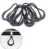 Best Zipper Pulls - Luckycivia 60 PCS Heavy Duty U Shape Nylon Review