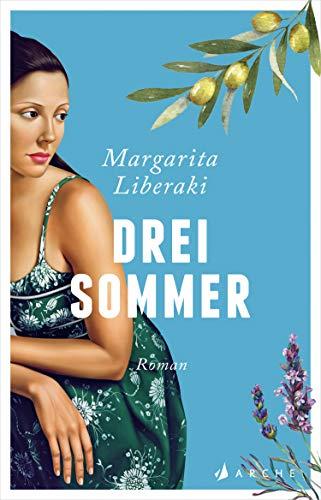Buchseite und Rezensionen zu 'Drei Sommer' von Margarita Liberaki