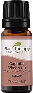 Plant Therapy Copaiba Oleoresin 10 mL (1/3 oz) 100% Pure, Undiluted, Therapeutic Grade