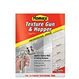 Homax Professional Texture Gun and 5L Hopper