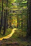 Mein Wandertagebuch - Rennsteig: Notiz- und Wandertagebuch zum Eintragen und Ausfüllen für Wanderungen, Bergwandern, Klettertouren und Hüttentouren ... | Tolles Geschenk für Wanderer | Wanderurlaub