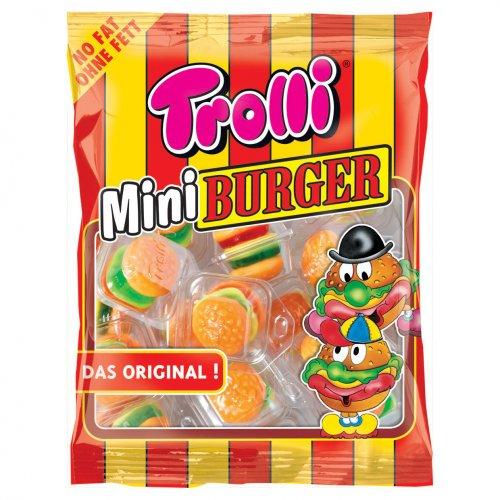 Trolli Mini Burger - 0.37 lbs
