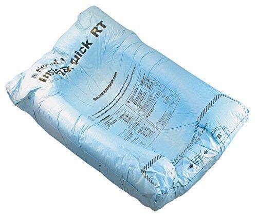 No. 100 25 x 27 24 Bags - AB-535-200 Sealed Air Instapak Quick Room Temperature Foam Packaging Bags