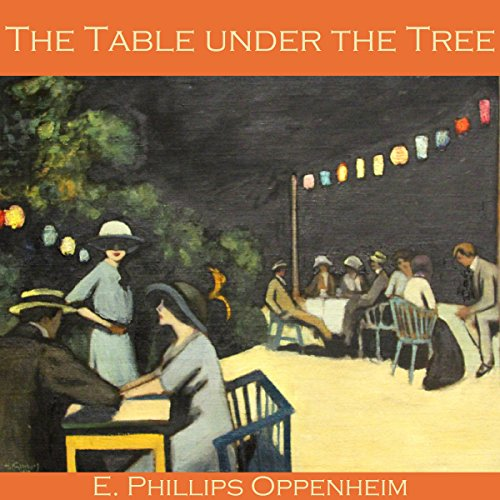 The Table Under the Tree audiobook cover art