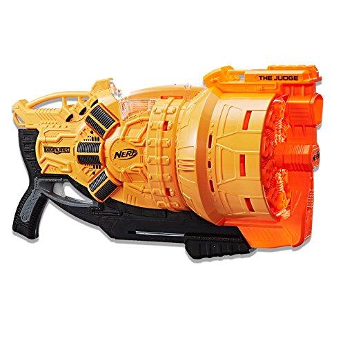 Nerf Doomlands The Judge Toy, Orange, Standard