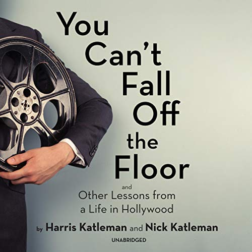 You Can't Fall Off the Floor audiobook cover art