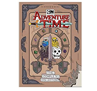 Cartoon Network: Adventure Time: The Complete Series (B07NHPYQ1R) | Amazon price tracker / tracking, Amazon price history charts, Amazon price watches, Amazon price drop alerts
