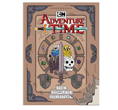 Cartoon Network: Adventure Time: The Complete Series (DVD)