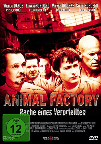 Animal Factory - Rache eines Verurteilten [Alemania] [DVD]
