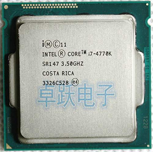 i7 4770K SR147 3.5GHz Quad-Core CPU I7-4770K Desktop Processor