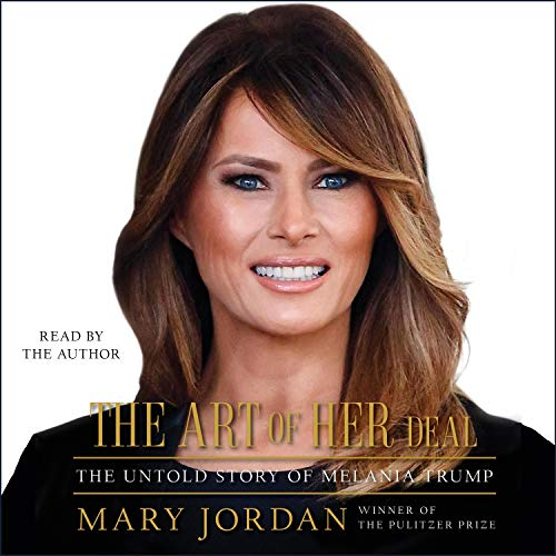 The Art of Her Deal Audiobook By Mary Jordan cover art