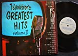 Television's Greatest Hits volume II / 65 More TV Themes from the '50's & '60's; 2 LP