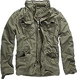 Brandit Britannia Jacket Jacke oliv L