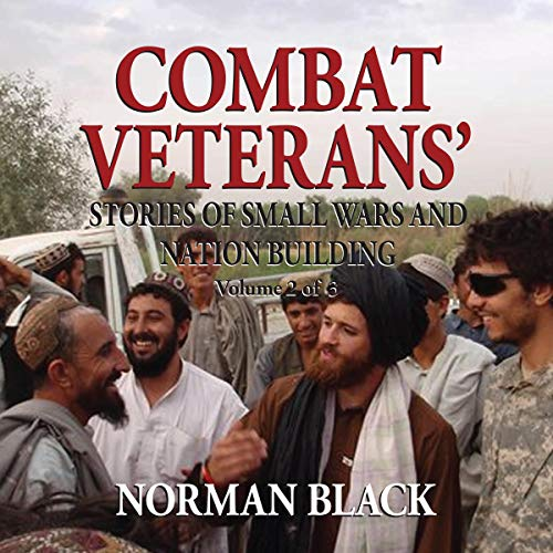 Combat Veterans' Stories of Small Wars and Nation Building: Volume 2 audiobook cover art