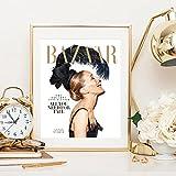 Danjiao Sarah Jessica Parker Zeitschriften Cover Poster