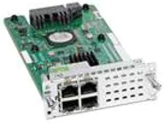 Cisco NIM-ES2-4= 4 Port Layer 2 Ge Switch Networking Device