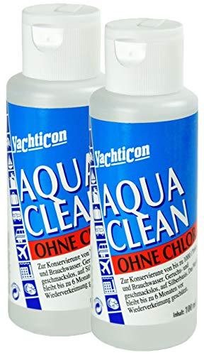 YACHTICON Aqua Clean AC 1000 ohne Chlor 200ml für 2000 Liter