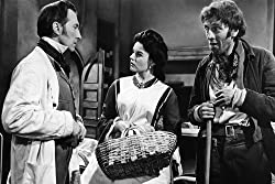 The Revenge of Frankenstein - Peter Cushing, Eunice Gayson