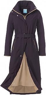 Sponsored Ad - Happy Rainy Days Women's Long Jacket, Black, Small