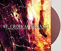 I Brought You My Bullets, You Brought Me Your Love - Exclusive Limited Edition Smokey Red Colored Vinyl LP