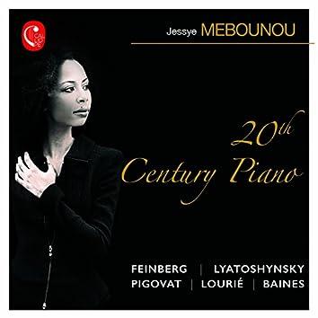 20th Century Piano: Jessye Mebounou