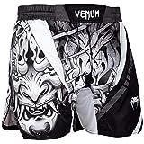 VENUM Devil Pantalones Cortos de Entrenamiento, Unisex Adulto, Blanco/Negro, XL