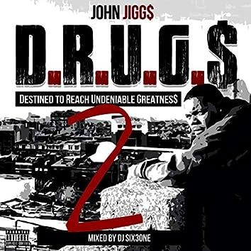 D.R.U.G.$, Vol. 2
