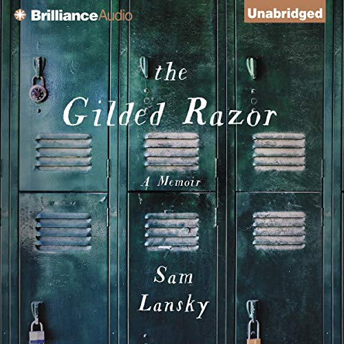 The Gilded Razor  By  cover art