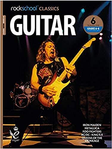 Rockschool Classics Guitar Grades 68 Compendium (2018)