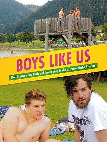 Boys Like Us: Drei Freunde aus Paris auf ihrem Weg in die osterreichische Provinz [OmU]