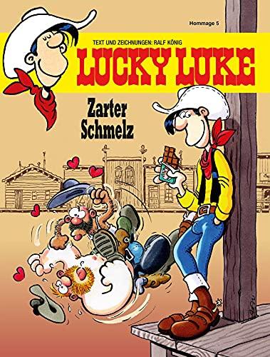 Zarter Schmelz: Eine Lucky-Luke-Hommage von Ralf König
