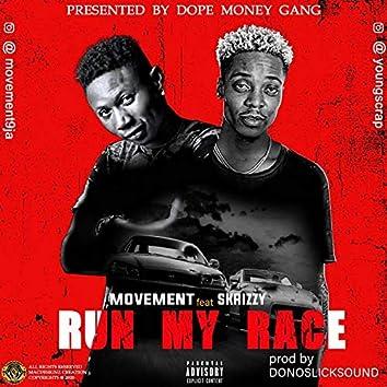 RUN MY RACE