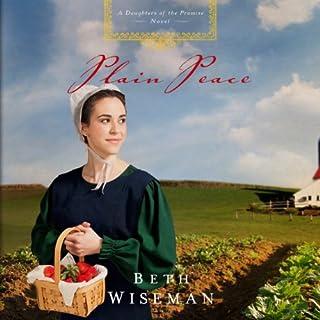 Plain Peace audiobook cover art