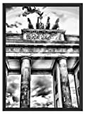 Picati Brandenburger Tor Berlin im Schattenfugen