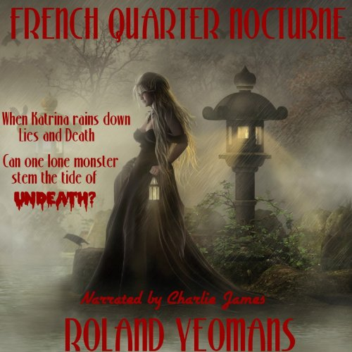 FRENCH QUARTER NOCTURNE audiobook cover art