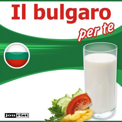 Il bulgaro per te audiobook cover art