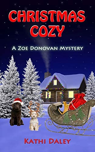 Christmas Cozy Zoe Donovan Mystery Book 11 product image