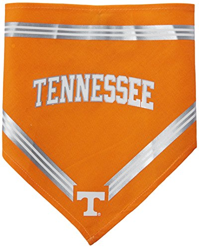 Collegiate Tennessee Volunteers Pet Bandana, Small - Dog Bandana must-have for Birthdays, Parties, Sports Games etc..